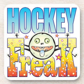 Hockey Freaky Freak Beverage Coaster