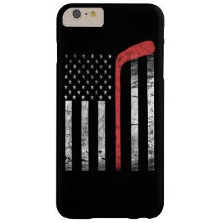 Hockey Funda Para iPhone 6 Plus Barely There