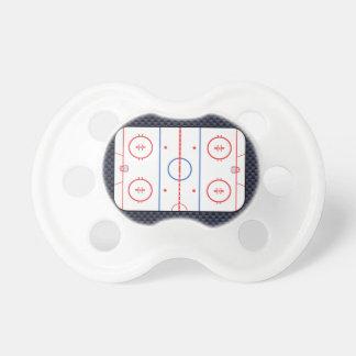 Hockey Game Companion Autograph Ready BooginHead Pacifier