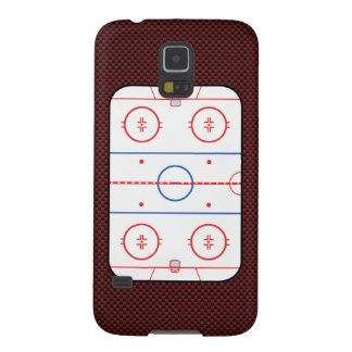 Hockey Game Companion Autograph Ready Case For Galaxy S5