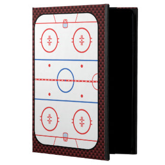 Hockey Game Companion Autograph Ready Case For iPad Air