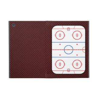 Hockey Game Companion Autograph Ready Covers For iPad Mini