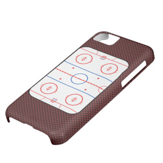Hockey Game Companion Autograph Ready iPhone 5C Cover