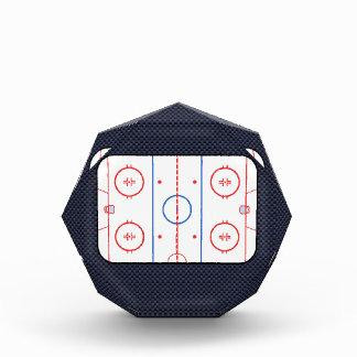 Hockey Game Companion Carbon Fiber Style Award