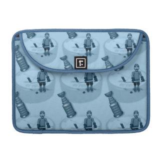 Hockey Game Sleeve For MacBooks