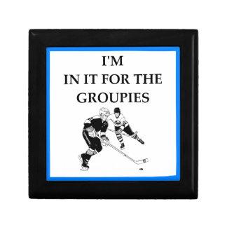 hockey gift box
