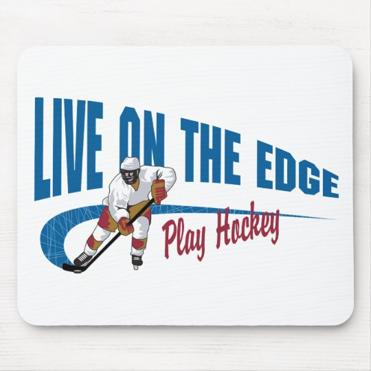 Hockey Gift Mouse Pad
