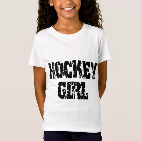 Hockey Girl Hockey Girls T-Shirt