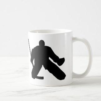 Hockey - Goalie Coffee Mug