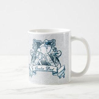 Hockey Goalie Dad Coffee Mug Tea Cup