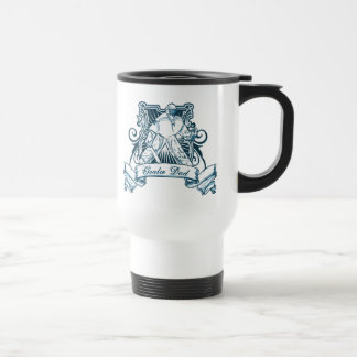 Hockey Goalie Dad Travel Cup Mug