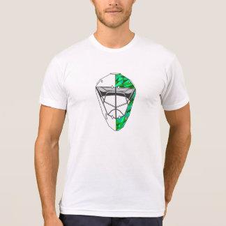 Hockey Goalie Green T-shirt