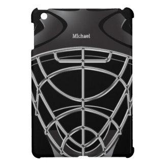 Hockey Goalie Helmet iPad Mini Case