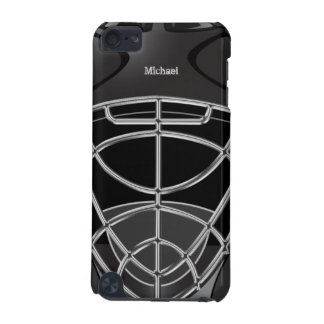 Hockey Goalie Helmet iPod Touch (5th Generation) Case