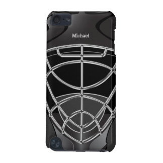 Hockey Goalie Helmet iPod Touch (5th Generation) Cover
