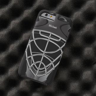 Hockey Goalie Helmet Tough iPhone 6 Case