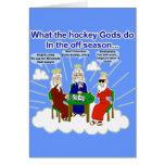 Hockey Gods Card