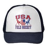 Hockey hierba de los E.E.U.U. Gorras De Camionero