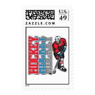 Hockey, Hockey, Hockey Stamp