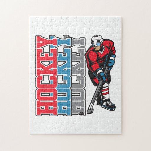 Hockey, Hockey, Hockey Puzzles