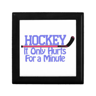 Hockey Hurts Gift Box
