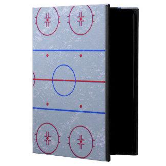 Hockey Ice Rink iPad Air Case