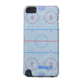 Hockey Ice Rink iPod Touch 5 Case
