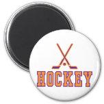 Hockey Imán Redondo 5 Cm
