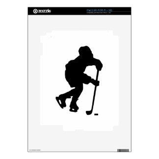 Hockey iPad 2 Decal
