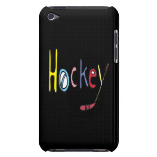 Hockey iPod Touch Case