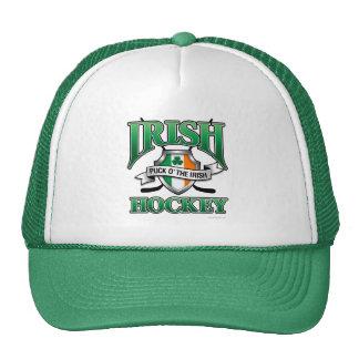 Hockey irlandés gorras
