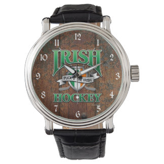 Hockey irlandés relojes de mano
