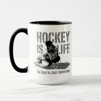 Hockey Is Life Mug