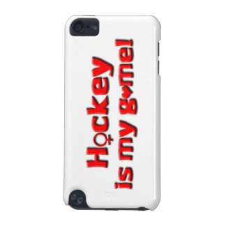 Hockey is my game!-Womens/Girls Hockey iPod Touch 5G Cover