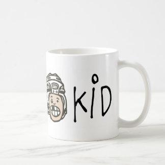 Hockey Kid Coffee Mug