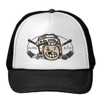 Hockey Kid Hats
