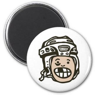 Hockey Kid Magnet