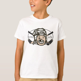 Hockey Kid T-Shirt