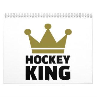 Hockey king calendar