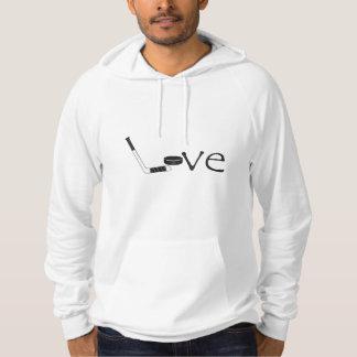 Hockey Love Hoodie