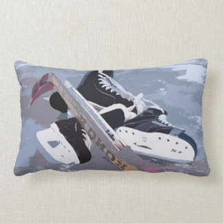 Hockey Lumbar Pillow