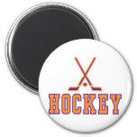 Hockey Magnet