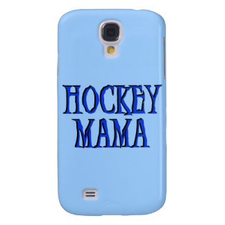 Hockey Mama Blue and Gifts Samsung Galaxy S4 Cover