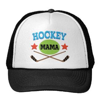 Hockey Mama Gift Idea Mesh Hat