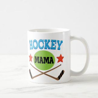 Hockey Mama Gift Idea Mugs