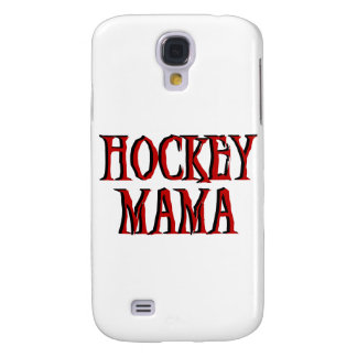 Hockey Mama Red and Gifts Galaxy S4 Cases