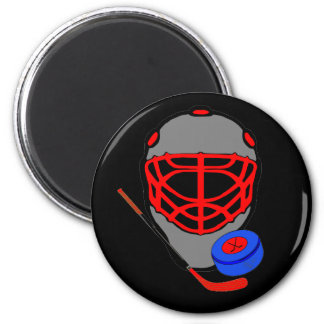 Hockey Mask Magnet _ Hockey Party Favors