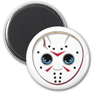 Hockey Mask Serial Killer Fridge Magnet Refrigerator Magnets