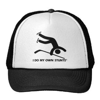 Hockey mis propios trucos gorros bordados