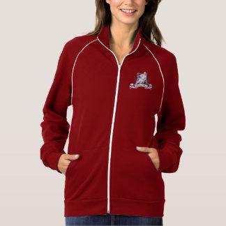 Hockey Mom American Apparel Track Jacket
